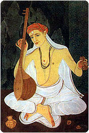 Social Message in Saint Thyagaraja Compositions