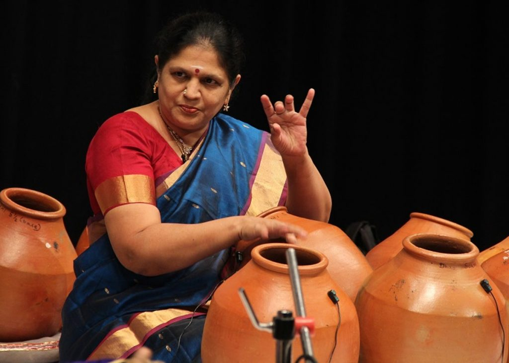 Interview with Ghatam Sukanya Ramgopal, India's first woman Ghatam player