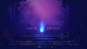 Ignis Fatuus- Ramkumar S