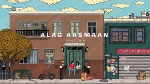 Anuv Jain- Alag Aasman- Score Indie Reviews
