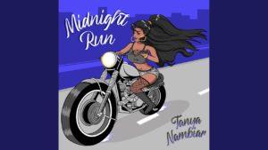 Tanya Nambiar- Midnight Run- Score Indie Reviews