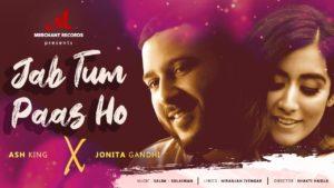 Salim Merchant- Jab Tum Paas Ho- Score Indie Reviews