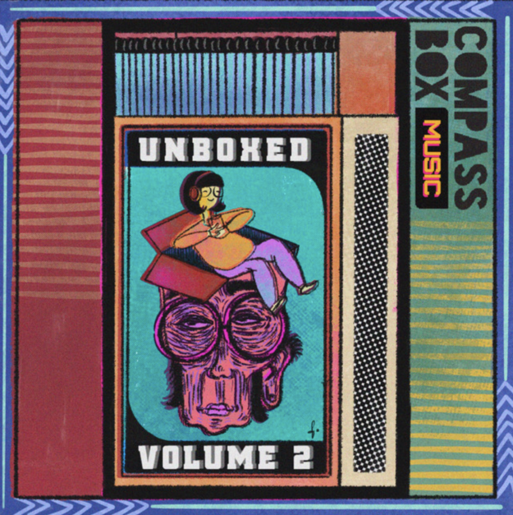 Compass Box Music- Unboxed Volume 2- Score Indie Reviews