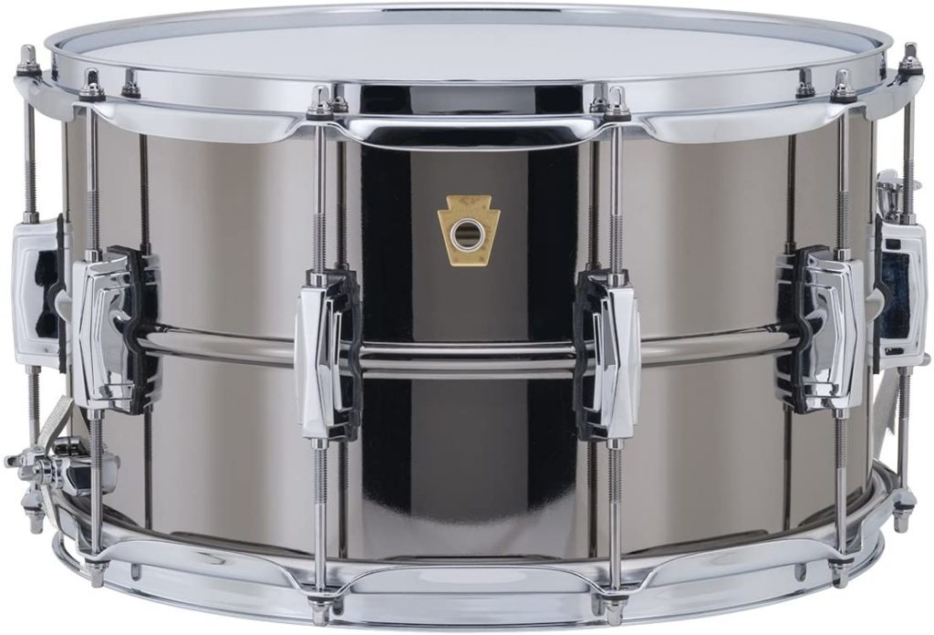 The brilliance of Ludwig Black beauty- Score Gear Talk (MI)
