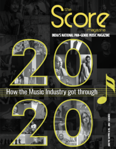 The Score Magazine December 2020 issue