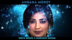 Shreya Ghoshal & Soumyadeep Ghoshal- Angana Morey- Score Indie Reviews