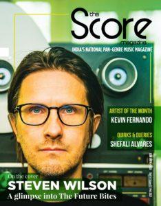 The Score Magazine February 2021- Steven Wilson