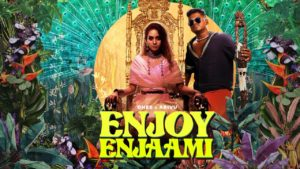 Dhee & Arivu- Enjoy Enjami- Score Indie Reviews