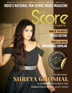 March 2021: Women's Exclusive Edition featuring Shreya Ghoshal on the cover