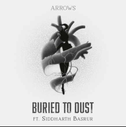 Arrows & Siddharth Basrur- Burried to dust- Score Indie Reviews