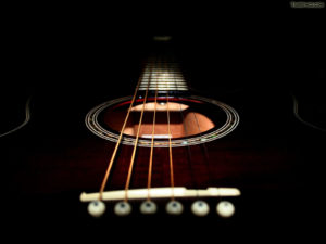 The Anatomy of a Guitar String - Score Short Reads