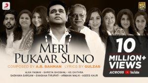 A.R. Rahman & Gulzar- Meri Pukaar Suno | Alka | Shreya | Chithra | Sadhana | Shashaa | Armaan| Asees