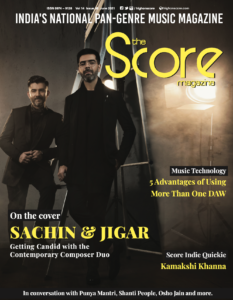 July 2021 issue featuring Sachin & Jigar